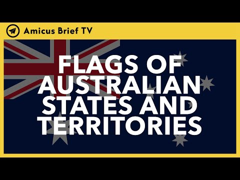 Australian States Flags Explained