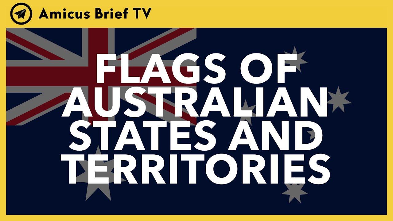 australian states flags explained