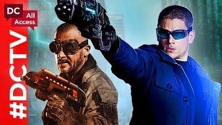 Flash Faces More Rogues Than Ever + A.T.O.M. vs Arrow #DCTV