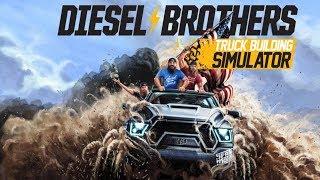 Diesel Brothers: Truck Building Simulator - No nawet