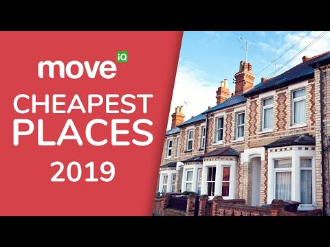 Cheapest Places To Buy A Property UK | Top 10 (2019)