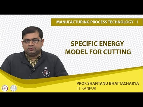 Specific Energy Model for Cutting (Private)  Edit Lesson