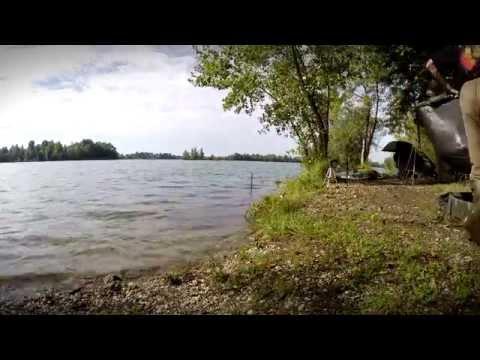 Big Carp Fishing With Zsolt Bundik In Europe Autumn