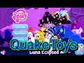 My Little Pony Story App Princess Luna Eclipsed Nightmare Moon Halloween MLP Night Game QuakeToys