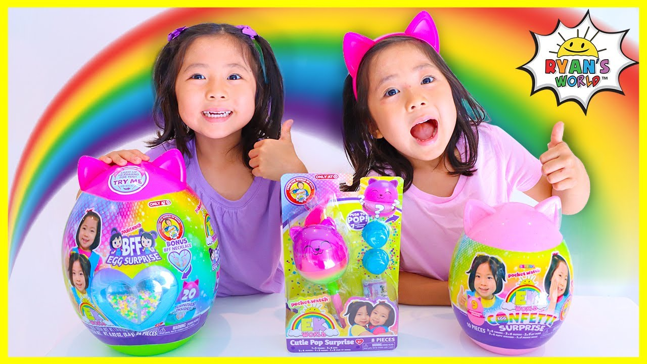Download Emma and Kate First Official Toys EK World!