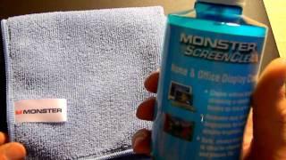 Monster Screen Clean