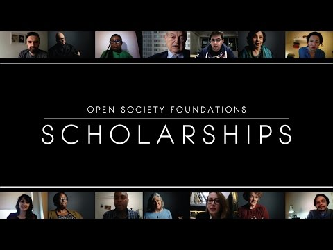 The Scholarships That Launched the Open Society Foundations