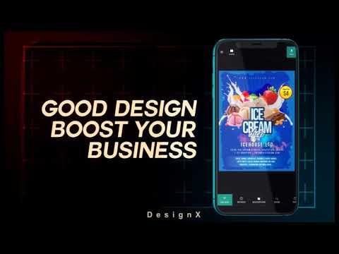 DesignX Promo