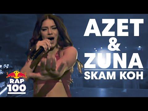 Azet & Zuna feat. Dhurata Dora – Skam Koh | LIVE | Red Bull Soundclash 2019