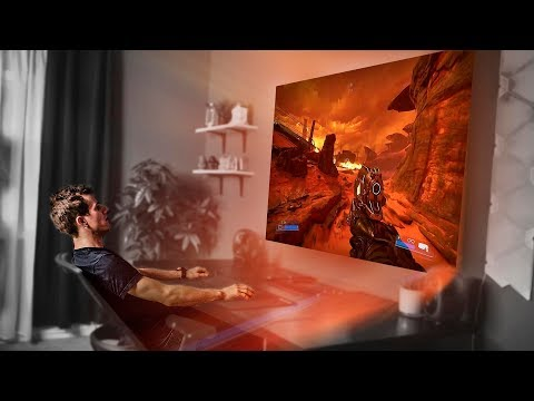 ULTIMATE 100' Bedroom Gaming Battlestation!
