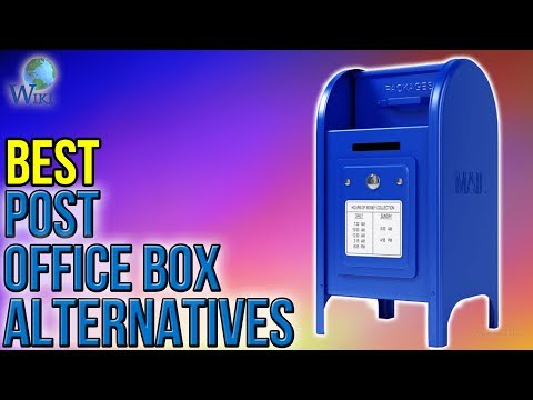 3 Best Post Office Box Alternatives 2017