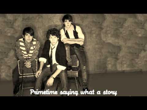 Hollywood - Jonas Brothers (Karaoke)