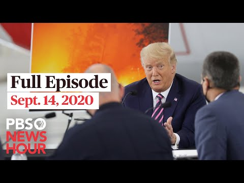 PBS NewsHour full episode, Sept. 14, 2020