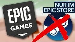 10 Spiele-Highlights, die's auf PC nur im Epic-Store gibt