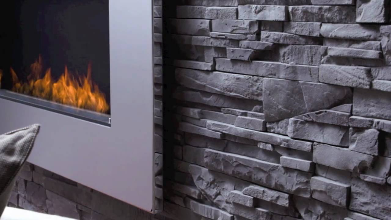 Klimex verwerking steenstrips youtube for Steenstrips woonkamer