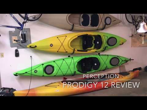 Perception Prodigy 12 review - YouTube
