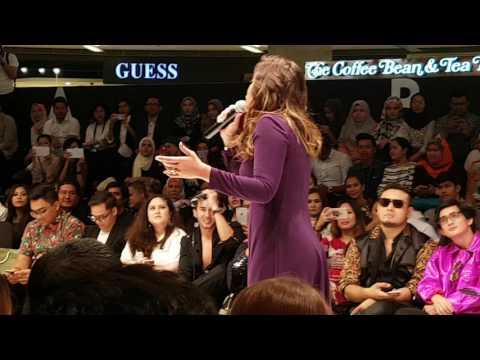 Persembahan Ning Baizura di Rizman Ruzaini THE MALAYA KLFW