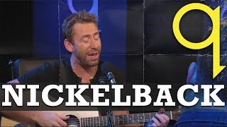 connectYoutube - EXCLUSIVE! Chad Kroeger from Nickelback plays the FIRST SONG he ever wrote