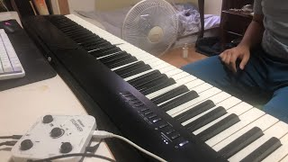 불광이 피아노치는뱅송