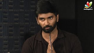 Eetti is the only successful movie -  Atharvaa | Sri Divya