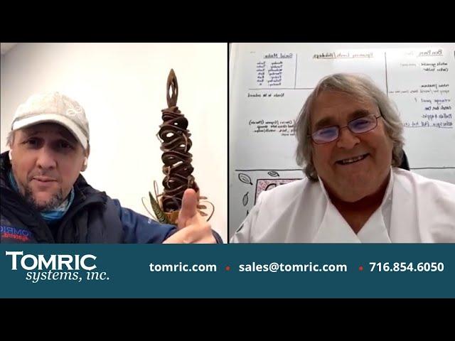 Chocolatier Chat: Tom Block