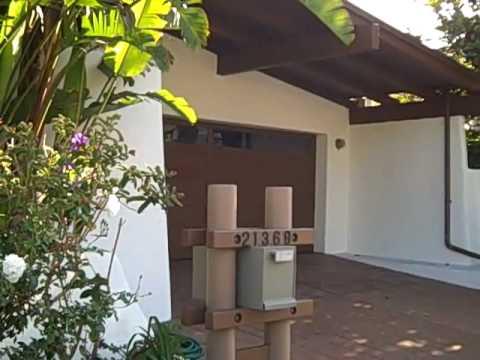 Ryan O'Neal's Malibu home he shared with Farrah Fawcett for years