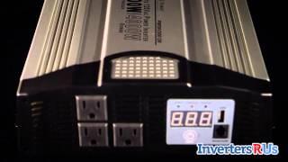 Aims Power PWRINV200012W 2000 Watt Power Inverter