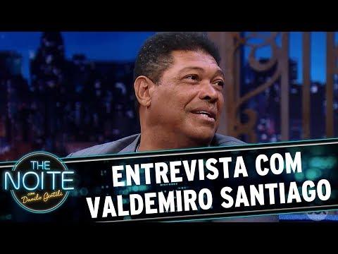 Entrevista com Valdemiro Santiago | The Noite (24/05/17)