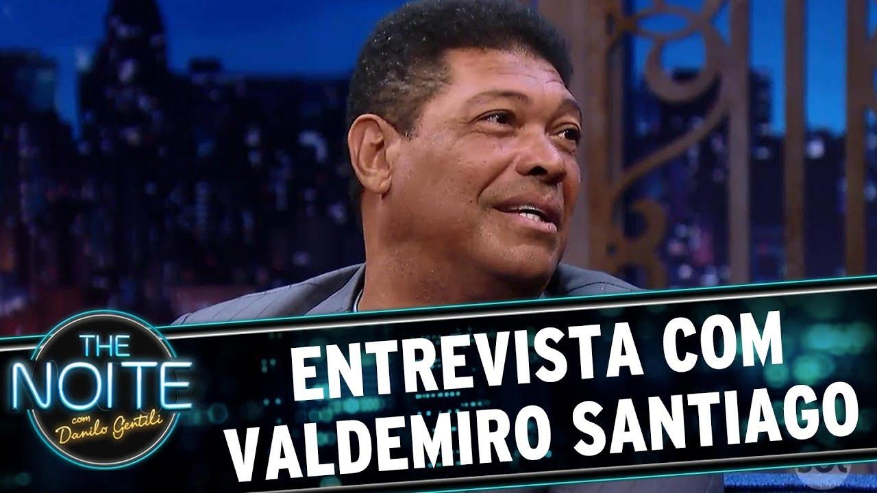 Resultado de imagem para Entrevista com Valdemiro Santiago | The Noite