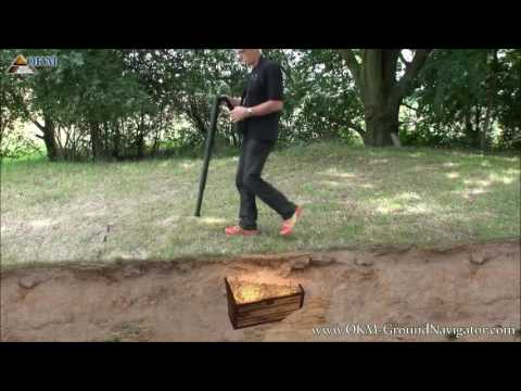 3D Gold Detector Ground Navigator - part 4