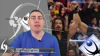 Halcyon Blink - Being a Wrestling fan