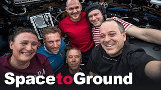 Space to Ground: Long Distance Call: 09/21/2018
