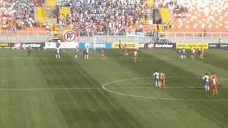 Cobreloa vs antofagasta 2015