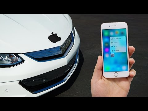 iPhone 7 Pro Features and Apple Car Secret Lab