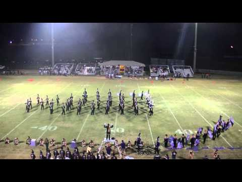 Marianna High School and Marianna Middle School combined show 9-20-2013