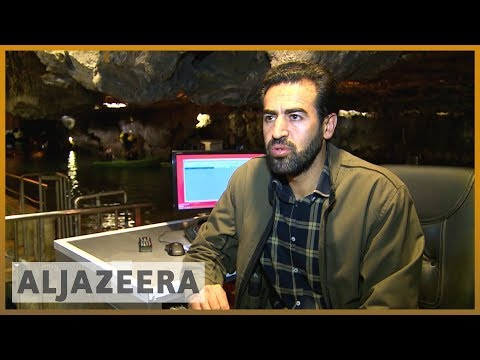 Iran's Ali Sadr Cave 'too commercial' for world heritage list