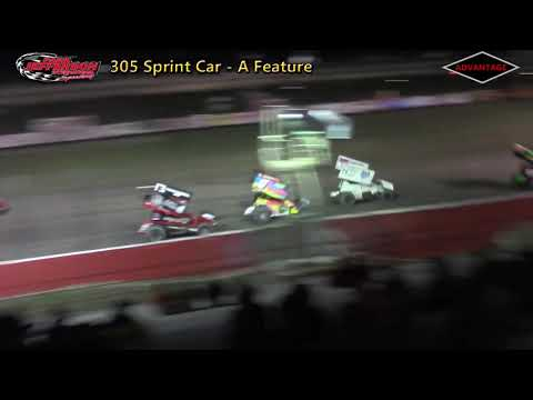 305 Sprint Car Feature - Park Jefferson Speedway - 4/27/18