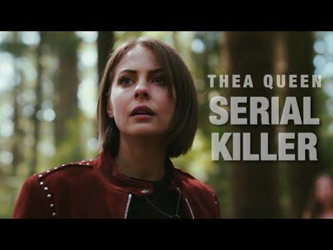 Thea Queen || Serial Killer