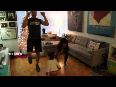Shaun T - The Holiday Edge, Day 13: Cardio Workout + Nut Butter