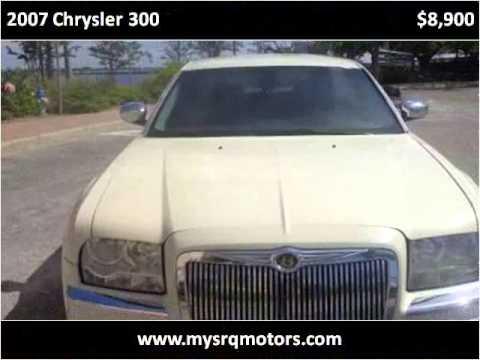 2007 chrysler 300 used cars bradenton fl youtube for Srq motors bradenton fl