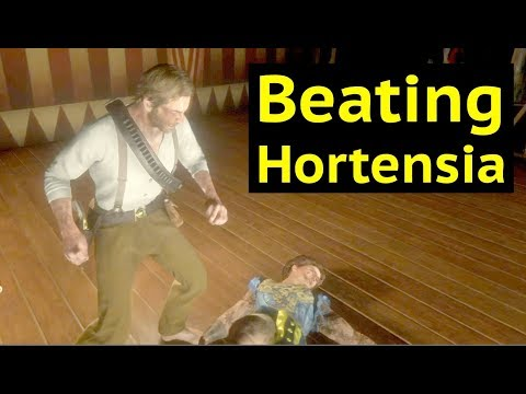 Win Against Hortensia in Red Dead Redemption 2 (RDR2) - A.I. Cheats thumbnail