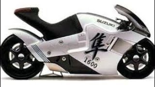 History of the suzuki hayabusa - world