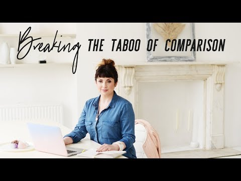 Breaking the taboo of comparison!
