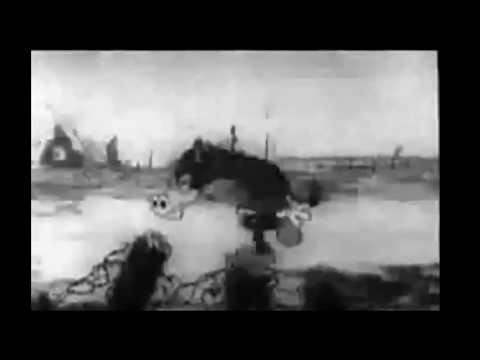 PORKY PIG - The Corny Concerto (b&w) (1943) || clip 2