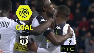 Video Gol Pertandingan SM Caen vs Angers SCO
