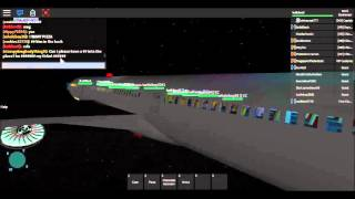 ROBLOX Aqua Airways Flight(part 2 )