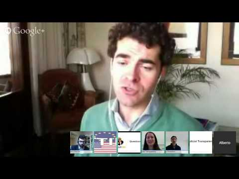 Understanding Europe Google Hangout On Air - March 14
