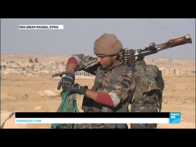 Syria: Syrian Democratic Forces announce operation to retake ISIS-held Raqqa begins