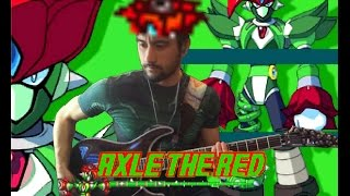 Axle the Red - Into The Jungle! [Mega Man X5 Guitar Cover by Lenny Lederman]