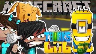 WE'RE BROKE!!! | Think's Lab Minecraft Mods [Minecraft Roleplay]